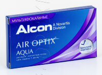 Контактные линзы AIR OPTIX MULTIFOCAL (3 шт)